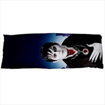 dakimakura body hugging pillow case vampire dark shadows barnabas collins - $36.00