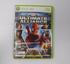 Marvel: Ultimate Alliance -Forza 2 Motorsport (Microsoft Xbox 360, 2004) 2 discs - $14.84