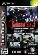 Tom Clancy's Rainbow Six 3 Companion Disc  (Xbox, 2003) - $1.19