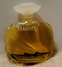 Estee Lauder BEAUTIFUL Parfum .12oz/5ml Perfume Mini Collector's - $11.35