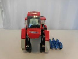 VTech Switch N Go Dinos Brok The Brachiosaurus Tow Truck Transformer + Blue Car - $30.72