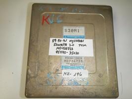 89-90-91 HYUNDAY SONATA 3.0  TCM TCU   # MD736733 / 95440-35020 (MZ-196)  - $9.85