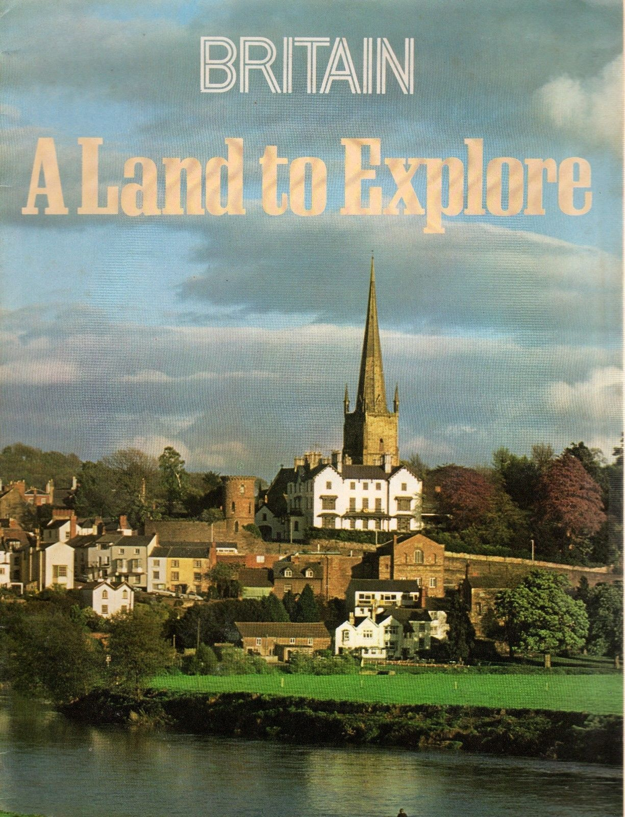 Primary image for Britian A Land to Explore 1979 Magazine File (1142)
