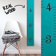 Growth Chart Art | Growth Ruler Wood Chart for Boys & Girls | Height Rul... - $56.23