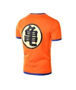 Men's Casual T-shirt Short Sleeve Cotton Goku Anime Cosplay 3D t-shirt H... - $28.99+