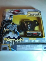 Spy Gear Batman Utility Belt With Motion Alarm New And Sealed Free Shipping - $29.39