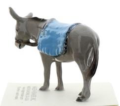 Hagen-Renaker Miniature Ceramic Donkey Figurine with Blanket image 3
