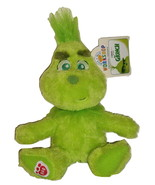 Build A Bear Baby Young Grinch 8 inch Stuffed Plush Christmas Movie Them... - $69.99