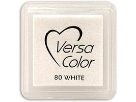Tsukineko VersaColor Cube Ink Pad, White #80