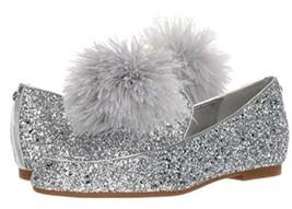 Michael Kors Farah Loafer Glitter Flats size 9 MSRP $145 - $71.25