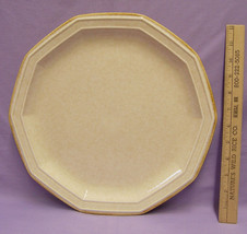 Mikasa Avante Ivory FE900 Chop Plate Serving Tray Platter Server - $13.85