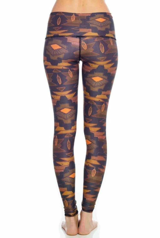 Teeki Mujer Leggings Mediano Pantalones Cortos Pantalones Southern Cross Pilates image 3