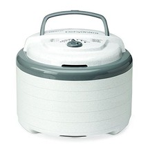 Nesco FD-75A Snackmaster Pro Food Dehydrator, White - MADE IN USA - £60.04 GBP