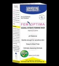 FEM OPTIMA VAGINAL INTIMATE FEMININE WASH- FOR ITCHING, IRRITATION, SORE... - $9.10