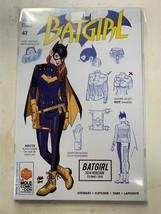 Batgirl #42 Rare Babs Tarr La Mole Comics Con 2014 Variant 9.6+ RARE - $36.75