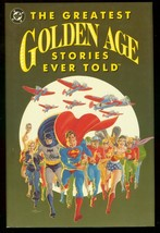 GREATEST GOLDEN AGE STORIES EVER TOLD DC HARDCOVER BATM VF/NM - $56.75
