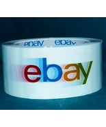 eBay Branded Packaging Shipping Tape BOPP 1 Roll 75 Yards 2 Mil Thickness - $6.49