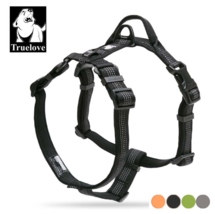 Truelove® Neoprene Padded Dog Pet Body Harness with Handle Strap Securit... - $27.46+