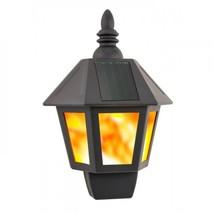 Solar Fire Wall Lantern - $28.46