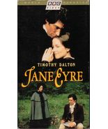 Jane Eyre VHS Movie Tape 1995 2 Tape Set Timothy Dalton Zelah Clarke - $5.99