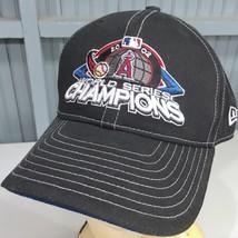 California Angels 2002 World Series Adjustable Baseball Cap Hat - $16.91