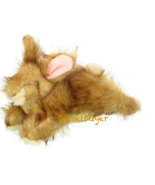 RUFFIN IT Woodlands Rabbit Dog Squeaky Plush Toy - $16.82