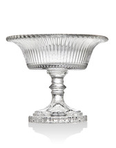 Cherish by Godinger Linear Footed  Bowl - $16.83