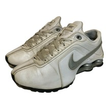 Nike Womens Shox Conundrum SI White Running Shoes Sneakers 407989-100 Si... - $39.59