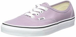 Vans Women's Authentic Trainers, Pink (Sea Fog/True White) MENS 5.5 WOME... - $59.99