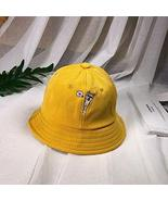 Yellow Fisherman Hat Summer Outdoor Fashion Sun UV Protection Straw Cap ... - $15.84