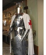 Medieval Knight  Suit Of Armor  Sword Combat Full Body Armour Halloween ... - $799.00