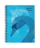 Monster Stationery - A4 Lined Notebook - 160 Perforated 80gsm Pages - Ma... - £8.93 GBP