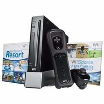 Nintendo Wii Console Black with Wii Sports - $149.00