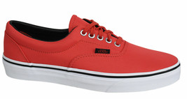 Vans Off The Wall Era Unisex MLX Cayenne Canvas Trainers Shoes - W3CEC5 ... - $37.36