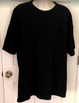 DICKIE Men's 3XL Black T-Shirt Casual or Work - $15.98