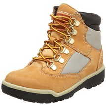 Timberland Little Kids 6 In Field Boot Wheat Nubuck 44793 - $1.256,84 MXN