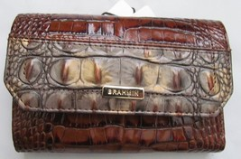 Brahmin Helena Trifold leather wallet - NWT - $69.58 - $81.19
