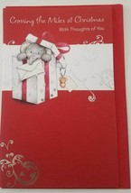 American Greetings Christmas Greeting Card and Envelope - $5.40