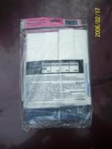 Home Care vacuum Vac Bags Micro Clean Anti-Bacterial Hoover Futura Spectrum W.T image 2