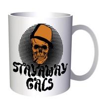 Stay Away Gals Skull Art 11oz Mug v838 - $14.08 CAD