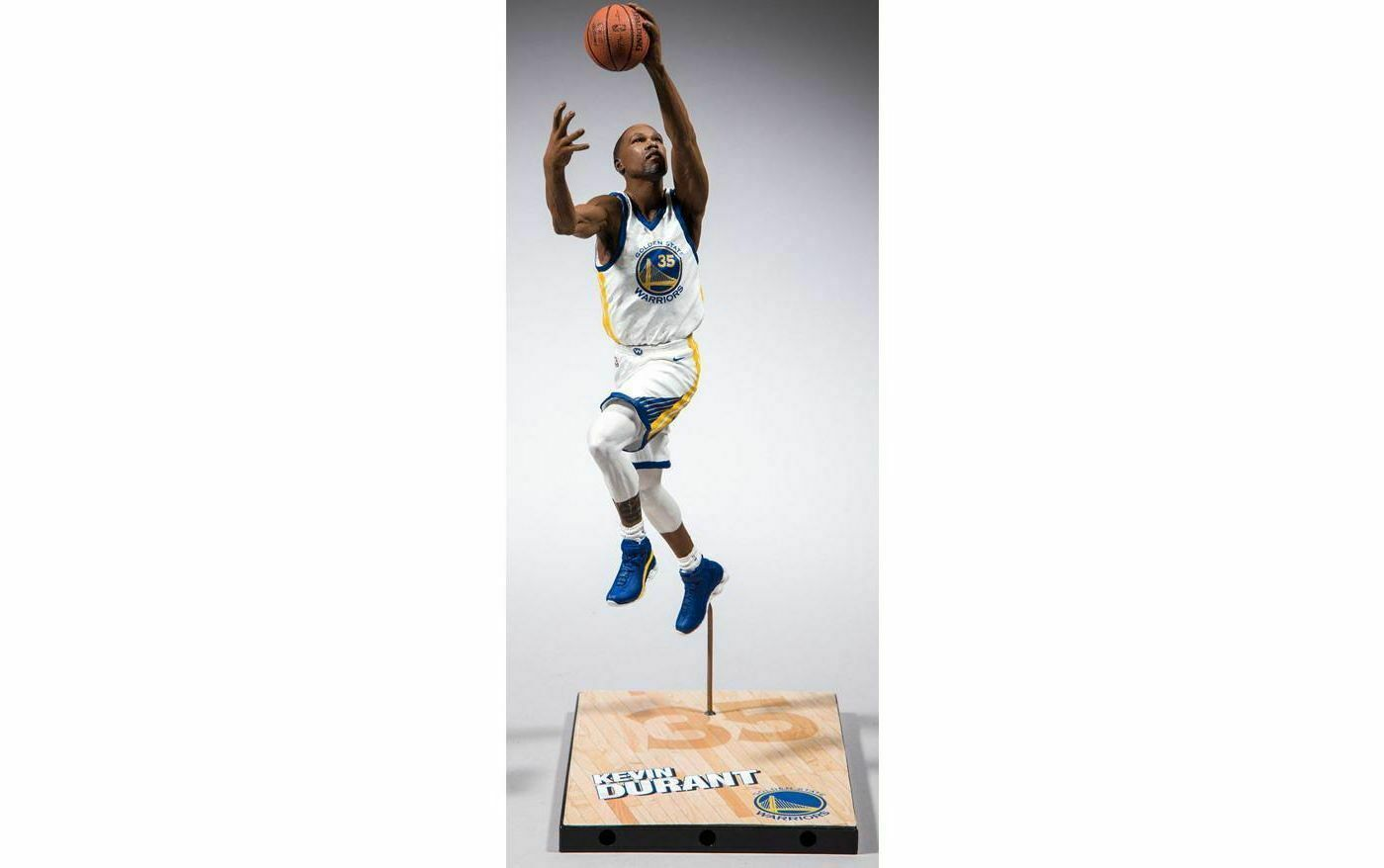 Kevin Durant (Golden State Warriors) McFarlane NBA 2K19 Series 1 image 4