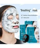 Amino Acid Bubble Mask Deep Pore Clean Bamboo Charcoal Black Face Mask  - $10.40+