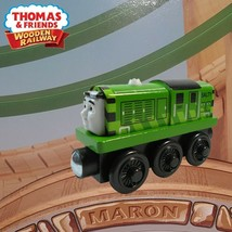 THOMAS & FRIENDS WOODEN RAILWAY ~ GREEN SALTY - TOYS R US EXCLUSIVE VARI... - $79.19
