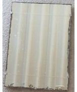 Antique Hanging Wall Mirror with Great Beveled Design - Good Condition -... - $59.39