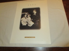 Abbott and Pharmacy , Partnership in Professionalism , 1993 Calendar - $24.91