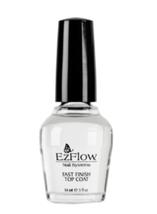 EzFlow Fast Finish Top Coat, .5 oz