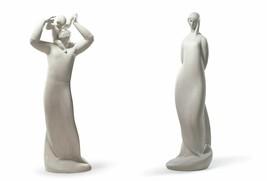 Lladro Porcelain Retired SET 01018000 ESSENCE, 01018002 GUIDE New Box 80... - $1,290.85