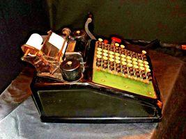 Antique Burroughs Hand Crank Adding Machine AA19-1533 image 5