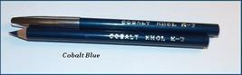 Lot of 3 Jordana Khol COBALT BLUE  Eyeliner Pencils Deep Blue  K-7  - $3.50