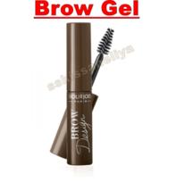Bourjois Brow Design Eyebrow Gel 5ml. Without Greasy Effect 02 CHESTNUT - $15.73
